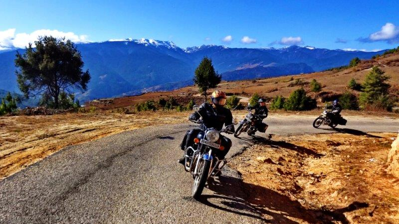 India-Bhutan Tour