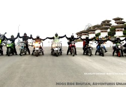 Enter the Dragon -Bhutan motorcyle tour
